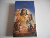 K7 VHS / CASSETTE VIDEO - LE PRINCE D'EGYPTE