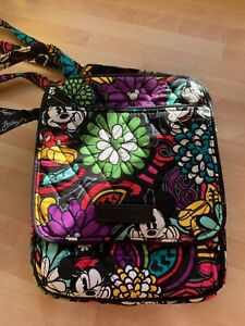 Vera Bradley Cross Body Hipster Side Disney Bag (HTF Pattern) - in UK