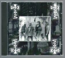 WITCHCROSS Witch Cross CD doom metal witchfinder general pagan altar
