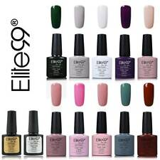 Elite99 7.3ml UV Nagellack Gel Polish Nagelgel Nail Set 10 Farben+Top&Base Coat