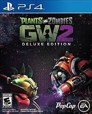 Plants vs. Zombies: Garden Warfare 2 Deluxe Edition (PS4) (SEE DESCRIPTION)
