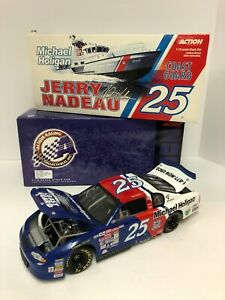 Jerry Nadeau #25 Michael Holigan Coast Guard Action Racing 1/18 Scale Diecast
