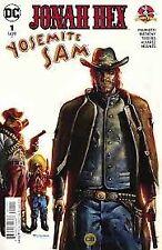 JONAH HEX YOSEMITE SAM #1 MAIN MARK TEXERIA COVER A JIMMY PALMIOTT NM 1ST PRINT