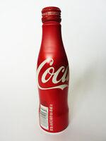 COCA COLA ALUMINUM BOTTLE CAN 8.5oz / 250ml *BRAND NEW & UNOPENED
