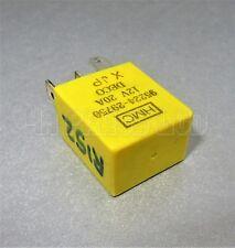 Kia Hyundai Multi-Use Yellow Relay HMC Deco 95224-29750 12V 20A (4-Pin)