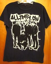ALL TIME LOW small T shirt Maryland pop punk rock Show at End of World tour 2012
