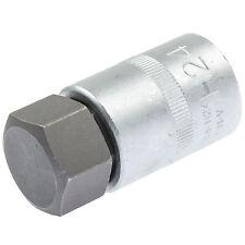 Innensechskant 24 mm Steckschlüssel Einsatz Stecknuss Bit für Inbus Schrauben