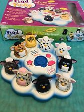 1999 Find Furby Talking Electronic Matching Game