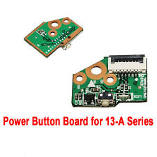 Power button board for HP X360 768009-001 13-a001xx 13-a010dx 13-a010nr US STOCK