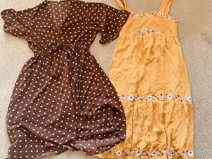 Sportsgirl, Spicy Sugar Boho Dresses Size 10