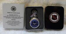 NEW Toronto Maple Leafs NHL Hockey Pocket Watch In Commemorative Tin by AVON