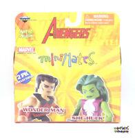 Marvel Minimates Series 16 Wonder Man & She-Hulk