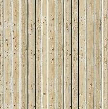 Busch 7419 NEW TIMBER EFFECT  2 X CARD SHEETS EA 210X148MM