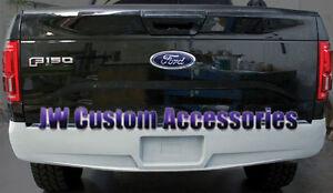 Fits 15-20 Ford F150 Truck Street Scene Urethane Rear Bumper Roll Pan 950-70611