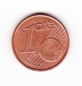 Pièce de monnaie 1 cent centime euroFrance 1999