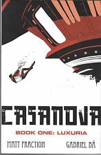 CASANNOVA BOOK 1 LUXURIA TRADE PAPERBACK (VF) IMAGE COMICS