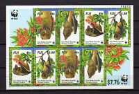 15902) Fiji 1997 MNH New S/S Fijian Monkey Faced But