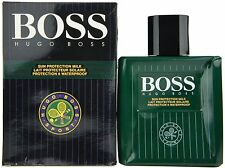 (34,98EUR/100ML) HUGO BOSS - SPORT - 200ML SUN PROTECTION MILK 6 WATERPROOF NEU