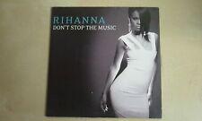 MAXI CD--RIHANNA--DON'T STOP THE MUSIC--CARDSLEEVE--2 TRACKS