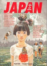 Japan as viewed by 17 Creators graphic novel anthology