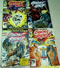 Ghost Rider 31,32,33,34, (1992) NM (9.4) Guide= $13, Our Price= $5