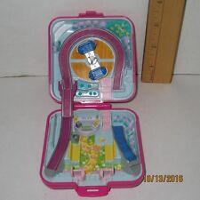 Polly Pocket Bluebird Polly World Fun Fair Compact Playset 1989