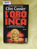 L'oro dell'inca di Clive cussler