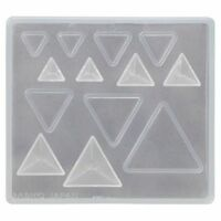 PADICO 404217 Resin Soft Mold Triangle Accessories Material NEW from Japan