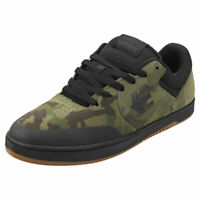 Etnies Marana Mens Camouflage Leather & Textile Skate Trainers