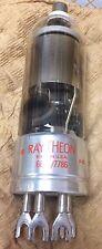 660L/7786 Half-Wave Rectifier Tube, Raytheon Brand