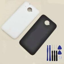 Housing Battery Door Back Cover Case+Power Volume Button Key For HTC Desire 601