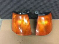 85 86 87 88 89 90 ESCORT TURN SIGNAL CORNER/PARK LIGHT SET NICE