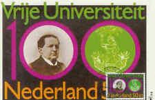 Nederland Maximumkaart 1980 Molenreeks R6 - Vrije Universiteit Amsterdam