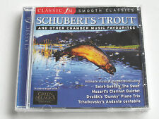 Classic FM - Schubert`s Trout - Smooth Classics ( CD Album ) Used Very Good