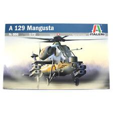 ITALERI A-129 Mangusta HELICOPTER MODEL SET (échelle 1:72) 006 NEW