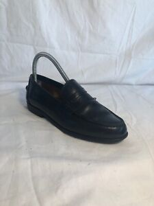 RUSSELL AND BROMLEY BOYS FORMAL SLIP ON SHOES SIZE UK2.5/EU35. (15/6)