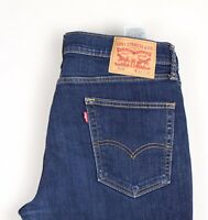 Levi's Strauss & Co Hommes 514 Slim Jeans Extensible Taille W33 L32 ATZ1572