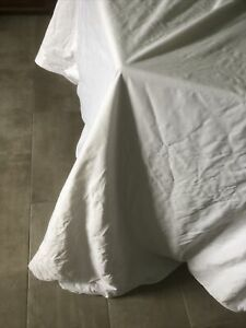 set of two twin mattress covers With Zippers
