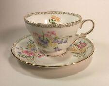 Shelley Wild Flowers Tea Cup & Saucer Set 13668
