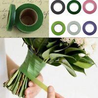 Artificial Flower Floral Stem Wrap Tape Florist Green Plants Wrap Decor Wreath