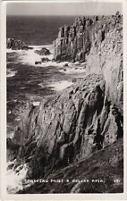 Land's End Point & Dollar Rock, LAND'S END, Cornwall RP