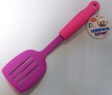 We Can Cook Children's Turner Kids Pink Spatula - Childrens cooking utensils