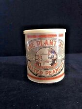 Planters Salted Peanuts Vintage Limited Edition Collector's Tin Can 1981