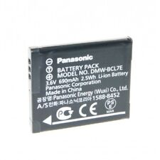 Genuine Original Panasonic DMW-BCL7E Battery for Lumix  DMC-SZ3 DMC-SZ9 DMC-XS1