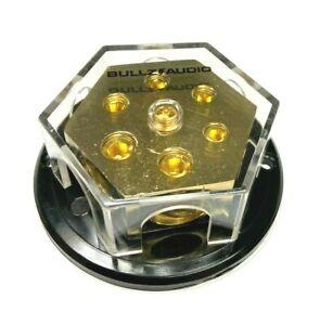 0 Gauge Input Distribution Block 4/8 GA Output Car Audio 1/0 AWG 12 VOLT Power