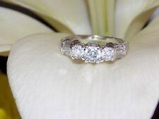 14k diamond ring  1ctw              STUNNING