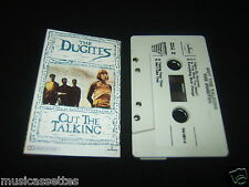THE DUGITES CUT THE TALKING AUSTRALIAN CASSETTE TAPE