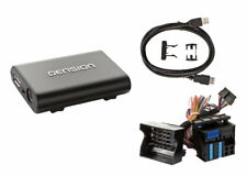 Dension USB iPhone Interface RCD500 RCD300 VW Golf V Jetta, Passat Touran Quadlo