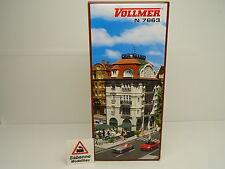 Vollmer N 7663 Wiener Kaffeehaus 85/170x80x180mm OVP unbenutzt