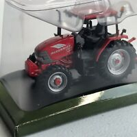 Hachette 1/43 Scale Model Tractor HT051 - 2005 McCormick CX95 - Red